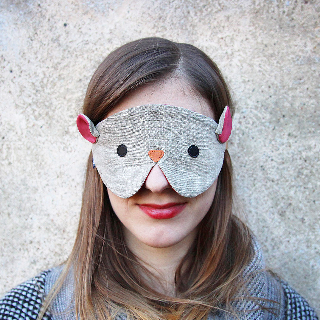 Mouse-sleep-mask-model