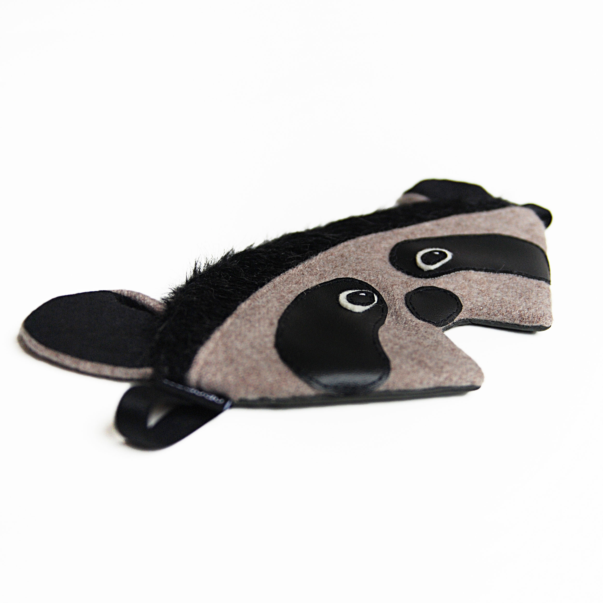 Raccoon sleep mask - Szududu Raccoon Eye Mask