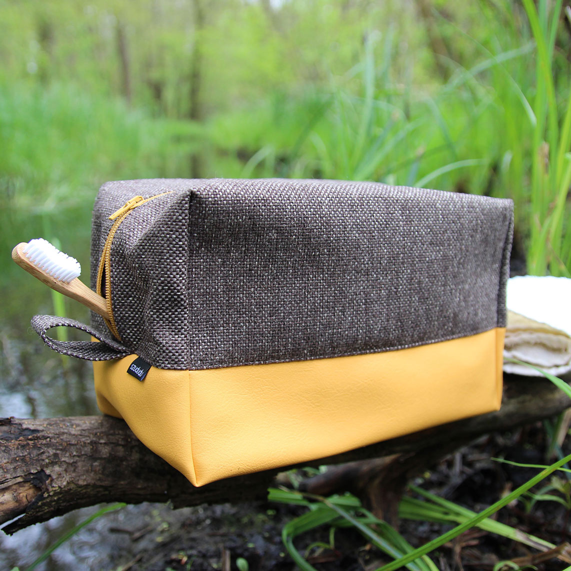 large-toiletry-bag-yellow-dopp-kit