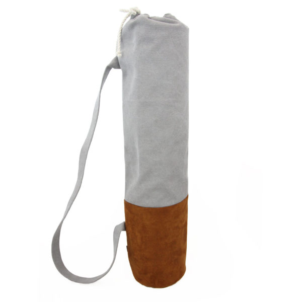 Yoga mat bag brown