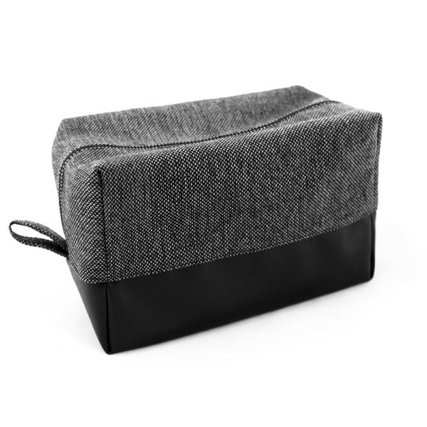 Large toiletry bag for men