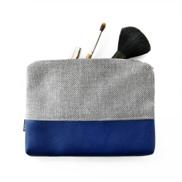 Makeup-bag-navy-blue